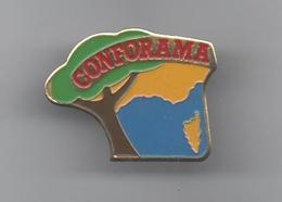 PINS PIN'S ARBRE NATURE VERDURE CONFORAMA CORSE - Autres