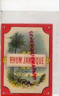 ETIQUETTE RHUM JAMAIQUE - Rhum