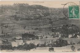 15 - CHEYLADE - [Vallée De Cheylade] Choucouderc - Le Vernet - Le Villageou-Escorolles - Cl. Rapoutet - Autres Communes