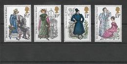 GRANDE-BRETAGNE  1975 Série Complete N° 766/769 Neufs** Sans Charnières - 1952-.... (Elisabetta II)