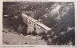 CPA -  OULCHES-la-VALLEE-FOULON (Aisne) - CHEMIN DES DAMES Entrée De La Grotte Du Dragon - France