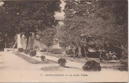 SAINT AIGULIN     LE JARDIN PUBLIC - Other Municipalities