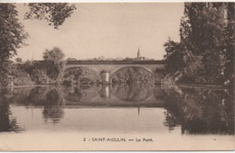 SAINT AIGULIN     LE  PONT - Other Municipalities