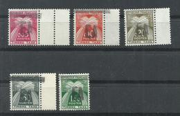 ARGELIA YVERT TAXA  1/5  MNH  ** - Argelia (1962-...)