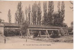 LE PONT DES EVREUX PRES SAINT AIGULIN - Other Municipalities