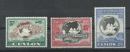 CEILAN YVERT 277/79  MNH  ** - Sri Lanka (Ceilán) (1948-...)