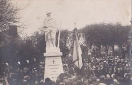 Carte Photo : Saint Pierre Du Regard (61) Inauguration Du Monument Aux Morts   En 1921 - Autres Communes