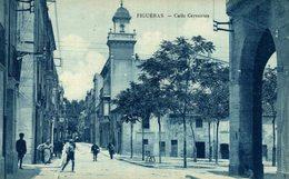 FIGUERAS CALLE CERVANTES - Gerona