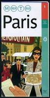 Métro Paris - Paris N° 1 - Complet - Juillet 2004 - Europe
