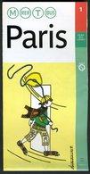 Métro Paris - Paris N° 1 - Complet - Mai 2002 - Europe