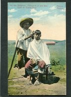 CPA - MEXICO - Indigenas - Peluqueria Al Aire Libre - Mexique