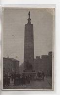 CPA.Irlande.Dublin.1922.Parnell Monument.animé Personnages - Dublin