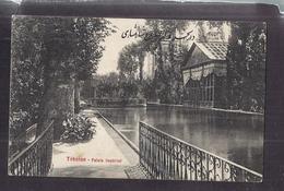 CPA IRAN - TEHERAN - Téhéran - Palais Impérial - TB PLAN EDIFICE - Iran