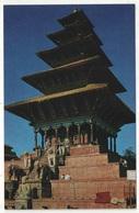 Nyatapola Temple, Bhaktapur - Népal