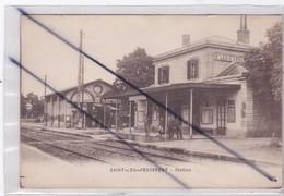 Saint Leu D'Esserent (60) Station - (ou Gare) - Non Classificati