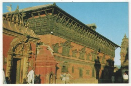 Palace Of 55 Windows & The Golden Gate Of Bhadgaon - Nepal