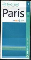 Métro Paris - Paris N° 2 - Complet - Avril 2008 - Europe