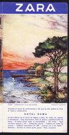 CROATIA - ZARA ZADAR - ALBERGO HOTEL ROMA -  Publicité Pubblicità FOLDER BROCHURE GUIDE 1941 (see Sales Conditions) - Dépliants Turistici