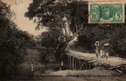 HAUTE-GUINEE - Route De Kankan à Siguiri - Guinée Française