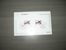 """BELG.1971 1568 FDC Filami Card/Filatelistische Kaart """"50e Autosalon- 50e Salon De L'automobile"""" - 1971-80"""