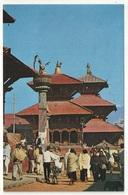Durbar Square Patan (Lalitpur) - Népal