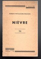 Paultre : Marques Postales De La Nièvre 1962 TTB - Autres