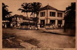 CONAKRY - Hôtel Continental - Guinée Française
