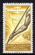 Guinea Española Nº 368 En Nuevo - Guinea Espagnole