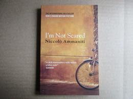 I'm Not Scared (Niccolo Ammaniti) éditions Canongate De 2004 - Livres, BD, Revues