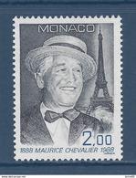 Monaco - YT N° 1639 - Neuf Sans Charnière - 1988 - Monaco