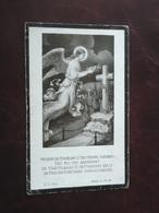 Emilius Cutlle - Grootaert  Geboren Te Eerneghem 1910 En Overleden   1927  (2scans) - Godsdienst & Esoterisme