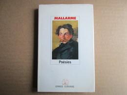 Poésie (Mallarme) éditions Grand Ecrivains De 1986 - Poésie