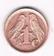 1 CENT 1993 ZUID AFRIKA /8651/ - South Africa