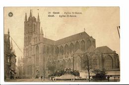 CPA - Cartes Postales-Belgique -Gent -Eglise Saint Bavon-1923-S4071 - Gent