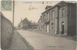 Eure SERQUIGNY La Mairie - Serquigny