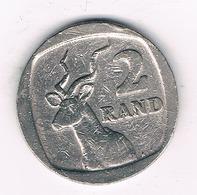 2 RAND 1992 ZUID AFRIKA /8654/ - Afrique Du Sud
