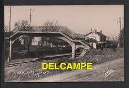 DD / 90 TERRITOIRE DE BELFORT / GRANDVILLARS / LA GARE - Grandvillars
