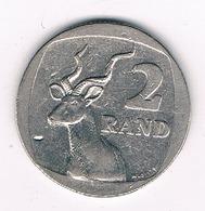 2 RAND 2000 ZUID AFRIKA /8655/ - South Africa