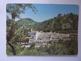 "Cartolina Viaggiata ""ARIANO IRPINO - Casa SALUS INFIRMORUM"" 1971 - Italia"