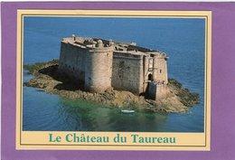 29 LA COTE DU LEON CARANTEC Le Château Du Taureau - Carantec