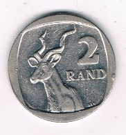 2 RAND 2010 ZUID AFRIKA /8657/ - South Africa