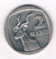 2 RAND 2011 ZUID AFRIKA /8658/ - South Africa