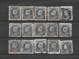 België 1922 Y&T Nr° 211 Albert1 (0) - Belgique