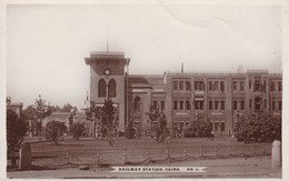 Cairo Railway Station - Gares - Sans Trains