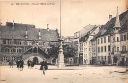 ¤¤  -   MULHOUSE    -  Place De L'Hôtel De Ville     -  ¤¤ - Mulhouse