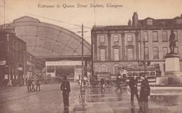 Queen Street Station Glasgow - Gares - Sans Trains