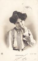 """Femme ' Amoureuse """" , 1905,dos Scanné - Femmes"""