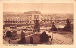 ¤¤  -   MULHOUSE    -  La Nouvelle Gare     -  ¤¤ - Mulhouse