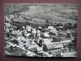 CPA CPSM PHOTO 25 OUHANS Vue Aérienne HOTEL DE LA LOUE Et Centre RARE PLAN 1960 Canton ORNANS - France