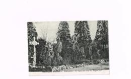 """Massengrab Brunstatt.Gefecht Vom 19.August 1914.Expédié En Feldpost.Etiquette """"Feldpost"""".Censure """"Mühlhausen"""" - Mulhouse"""